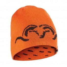 BLASER Wendestrickmütze Argali Orange - obojstranná čiapka