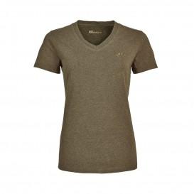 BLASER V-T-Shirt Damen Schilf - dámske tričko
