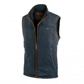 BLASER Basic Fleece Weste Blau - strelecká vesta