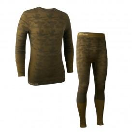 DEERHUNTER Camou Wool Underwear Set | termoprádlo