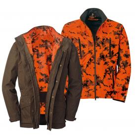 BLASER HYBRID BLAZE 2-in-1 Jacket | obojstranná bunda