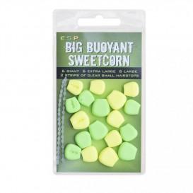 ESP Big Buoyant Sweetcorn Green/Yellow - plávajúca kukurica