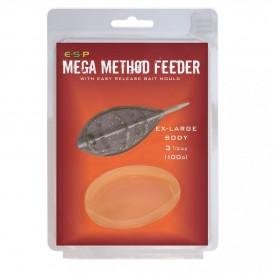 ESP Mega Method Feeder & Mould 100g XL - krmítko s plničkou