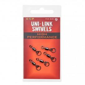 ESP High Performance Uni-Link Swivel 9 - obratlík s krúžkom