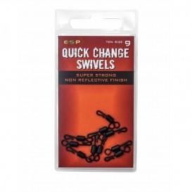 ESP Quick Change Swivels 9 - rýchloobratlíky