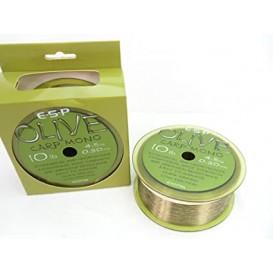 ESP Olive Carp Mono 1000m 0,30mm - kaprový monofil