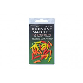 DRENNAN Buoyant Maggot Fluorescent - umelé červy