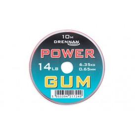 DRENNAN Powergum 14lb Red - power guma