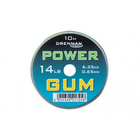 DRENNAN Powergum 14lb Brown/Green - power guma