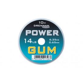 DRENNAN Powergum 14lb Clear - power guma