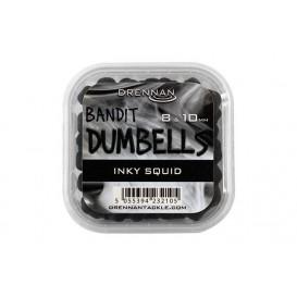 DRENNAN Dumbell 8/10mm Inky Squid - dumbelky