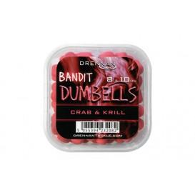 DRENNAN Dumbell 8/10mm Crab&Krill - dumbelky