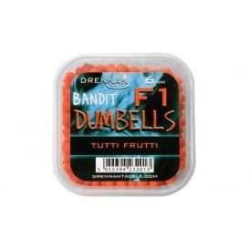 DRENNAN F1 Dumbell 6mm Tutti Frutti - dumbelky