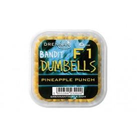 DRENNAN F1 Dumbell 6mm Pineapple - dumbelky