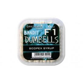 DRENNAN F1 Dumbell 6mm Scopex - dumbelky
