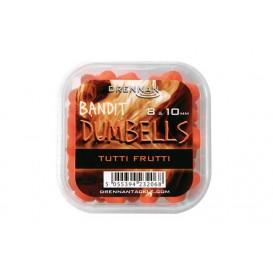 DRENNAN Dumbell 8/10mm Tutti Frutti - dumbelky