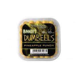 DRENNAN Dumbell 8/10mm Pineapple - dumbelky