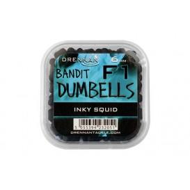DRENNAN F1 Dumbell 6mm Inky Squid - dumbelky