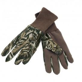 DEERHUNTER MAX5 Mesh Gloves w. Dots | kamuflážne rukavice