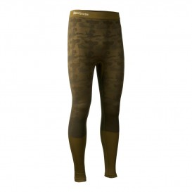DEERHUNTER Camou Wool Long John's - merino spodky