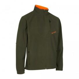DEERHUNTER Schwarzwild II Fleece Jacket | flísová bunda