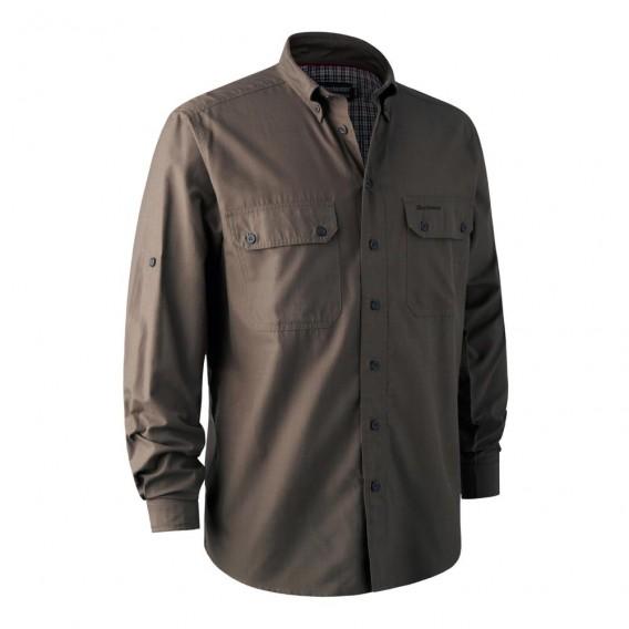 DEERHUNTER Reyburn Shirt Bamboo - funkčná košeľa