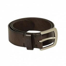 DEERHUNTER Leather Belt width 4cm - kožený opasok