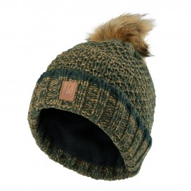 DEERHUNTER Lady Knitted Hat - dámska pletená čiapka