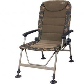 FOX R3 Series Camo Chair - rybárske kreslo