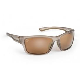 FOX Trans Khaki Brown Mirror Lense - polarizačné okuliare