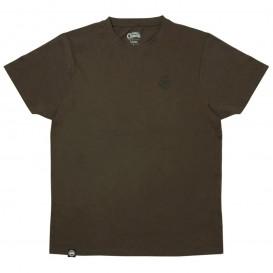 FOX Chunk Dark Khaki Classic T-shirt | tričko
