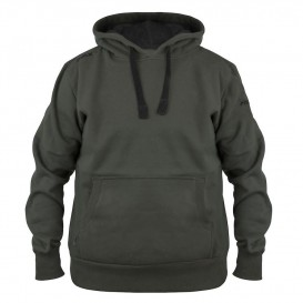 FOX Green/Black Hoody - mikina