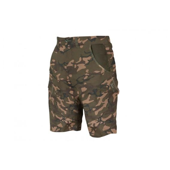 FOX Camo Cargo Shorts - krátke nohavice