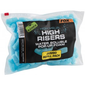 FOX EDGES High Risers Jumbo Refill Pack - PVA pena