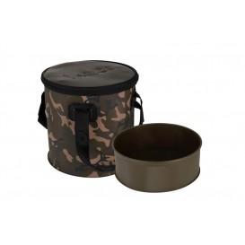 FOX Aquos Camolite Bucket and Insert 12l - taška na krmivo