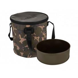 FOX Aquos Camolite Bucket and Insert 17l - taška na krmivo