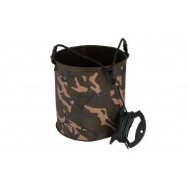 FOX Aquos Camolite Water Bucket - skladacie vedro na vodu