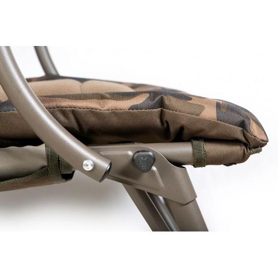FOX Super Deluxe Recliner Chair - luxusné rybárske kreslo