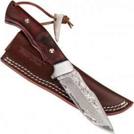 PARFORCE Rotmilan - damaškový nôž
