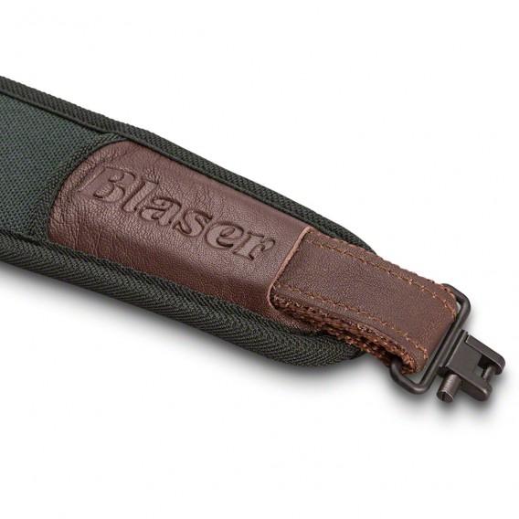 BLASER neoprénový remeň na zbraň zelený dohľadávka