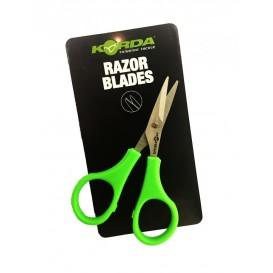 KORDA Razor Blades - nožnice na šnúru