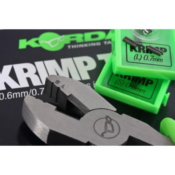 KORDA Krimping Tool - svorkovacie kliešte
