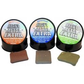 KRYSTON Heavy Metal Extra Brown - plastické olovo