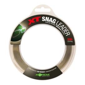 KORDA XT Snag Leader 0,55mm 50lb Nylon 100m - šokový vlasec