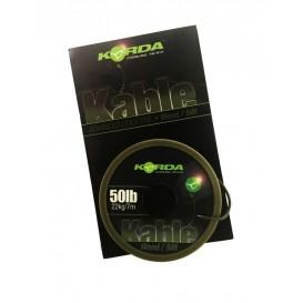 KORDA Kable Leadcore Weed/Silt 50lb - olovená šnúra