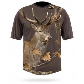HILLMAN Red Deer DGT Verto - tričko