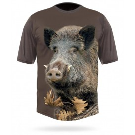 HILLMAN Wild Boar DGT Verto - tričko
