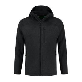 KORDA Kore Polar Fleece Jacket Charcoal - mikina