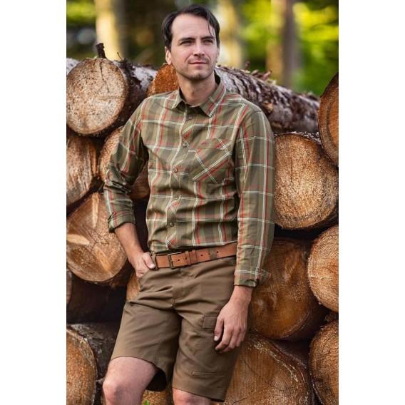 BLASER Herren Stretch Hemd Harald - pánska košeľa