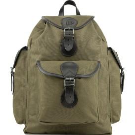 JACK PYKE Canvas Day Pack Green - ruksak